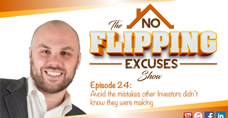 Episode 24: Avoid The Mistakes Other Investors Didn't Know They Were Making!