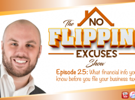 Episode 25: What financial info you need to know before you file your business taxes